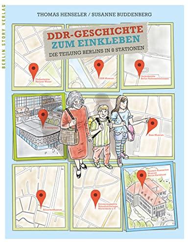 9783957230676: DDR-Geschichte zum Einkleben