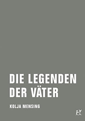 9783957320865: Die Legenden der Väter