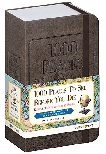 9783957332523: 1000 Places To See Before You Die (Buch + E-Book)