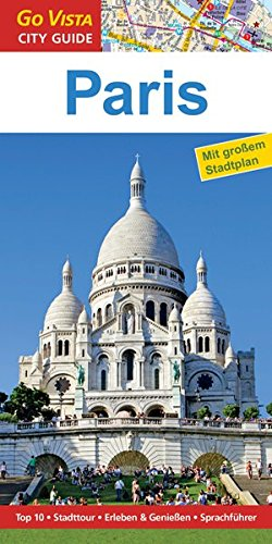 9783957334404: Paris (Go Vista City Guide)
