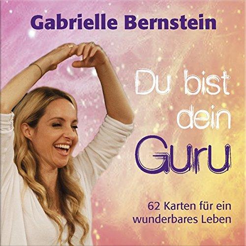 9783957360588: Du bist dein Guru-Kartenset: 62 Karten f�r ein wunderbares Leben