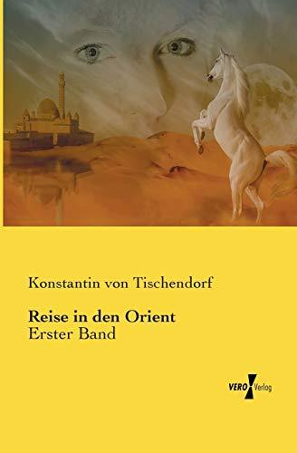 9783957382573: Reise in Den Orient