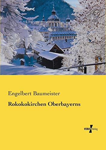 9783957383198: Rokokokirchen Oberbayerns
