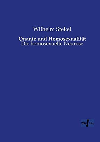 9783957387059: Onanie Und Homosexualitat