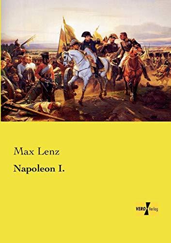 Napoleon I. (Paperback): Max Lenz