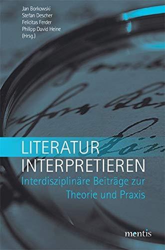 Literatur interpretieren: Jan Borkowski