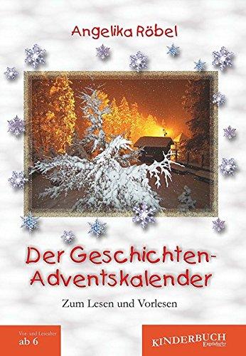 9783957440297: Der Geschichten-Adventskalender