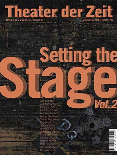Bild der Bühne, Vol. 2 / Setting the Stage, Vol. 2: Ute Müller-Tischler