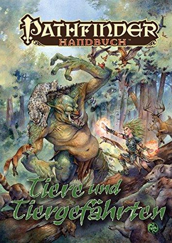 9783957520548: Tiere und Tiergefährten: Pathfinder Handbuch
