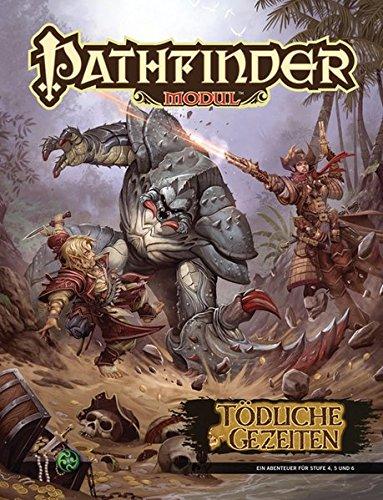 9783957520647: Tödliche Gezeiten: Pathfinder Großmodul
