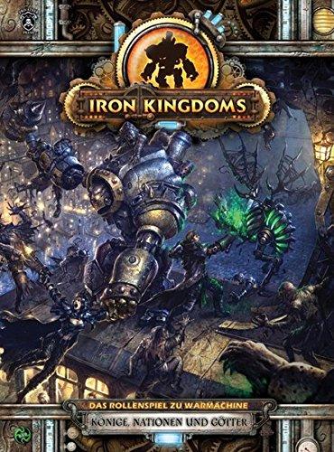 Iron Kingdoms: Könige, Nationen und Götter: Doug Seacat