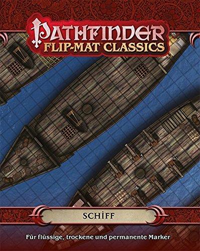 Pathfinder Chronicles, Flip-Mat Classics: Schiff: Macourek, Corey