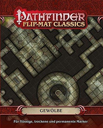 Pathfinder Flip-Mat Classics: Gewolbe: Corey Macourek
