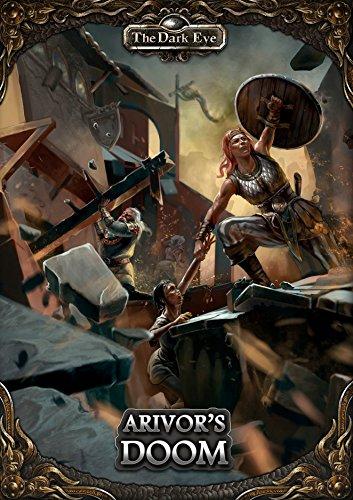 9783957523136: The Dark Eye: Arivor's Doom