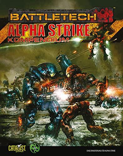 9783957524416: Alpha Strike Kompendium: Eine Erweiterung zu Alpha Strike