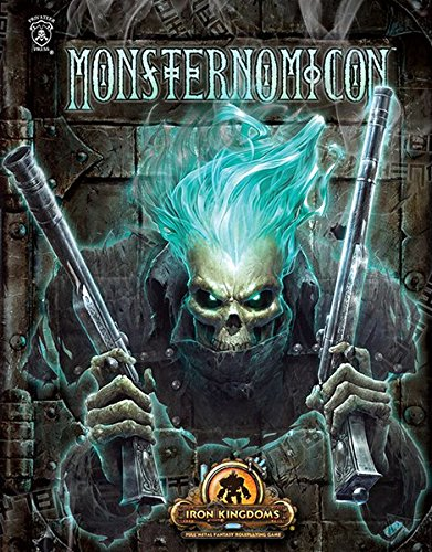 Monsternomicon: Iron Kingdoms Monsterhandbuch (Paperback)