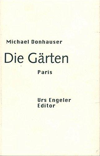 9783957570727: Die Gärten: Paris