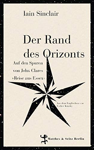 9783957573261: Der Rand des Orizonts