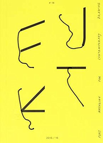 9783957632982: Fukt 14 Magazine For Contemporary Drawing