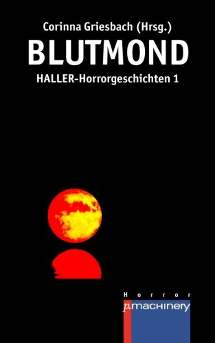 9783957650016: Blutmond (German Edition)