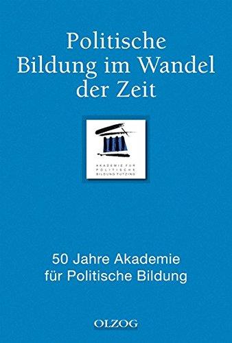 Politische Bildung im Wandel der Zeit: Heinrich Oberreuter