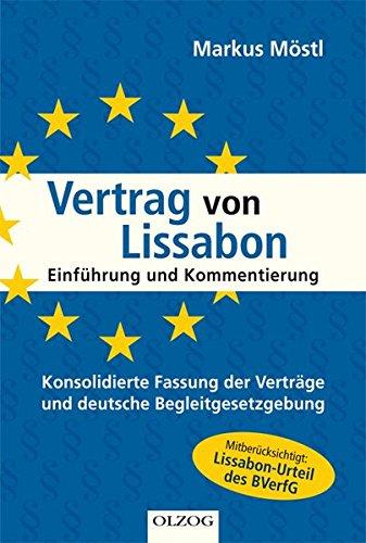 9783957680808: Vertrag von Lissabon: Einführung und Kommentierung