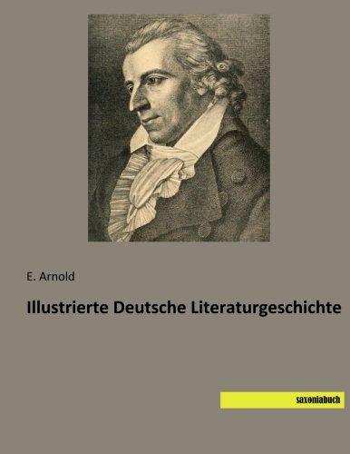 9783957702708: Illustrierte Deutsche Literaturgeschichte