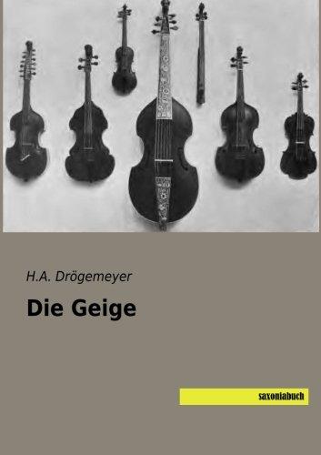9783957702814: Die Geige (German Edition)