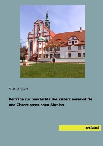 9783957703064: Beitraege zur Geschichte der Zisterzienser-Stifte und Zisterzienserinnen-Abteien