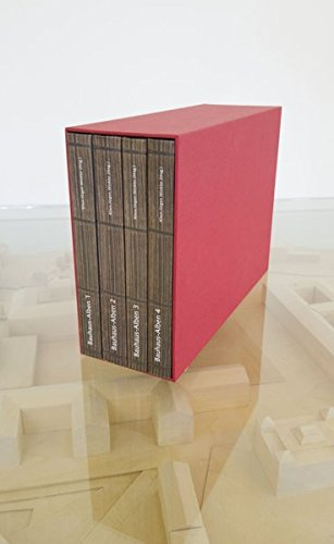 Bauhaus-Alben, Band 1-4: Klaus-Jürgen Winkler