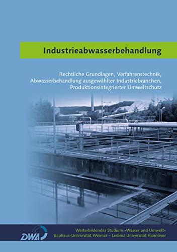 9783957731531: Industrieabwasserbehandlung