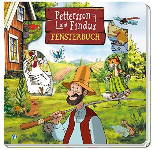 9783957741790: Fensterbuch Pettersson und Findus