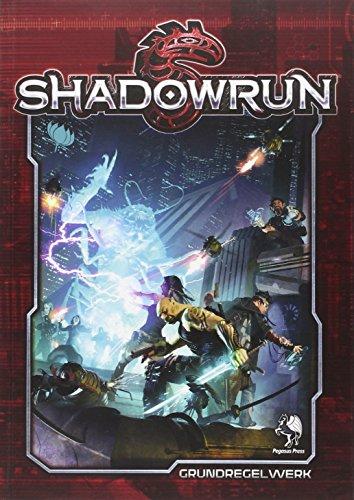 9783957890313: Shadowrun Regelbuch, 5. Edition (Softcover)