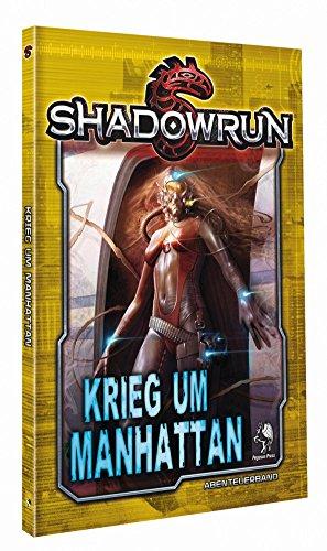 9783957890528: Shadowrun 5: Krieg um Manhattan