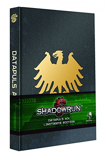 9783957890832: Shadowrun 5: Datapuls (Hardcover) \*limitierte Ausgabe\*