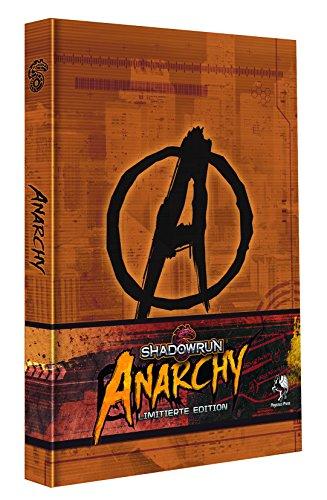 Shadowrun 5: Anarchy (Hardcover) Limitierte Ausgabe