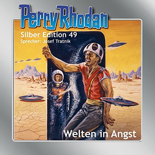 9783957950611: Perry Rhodan Silber Edition 49 - Welten in Angst