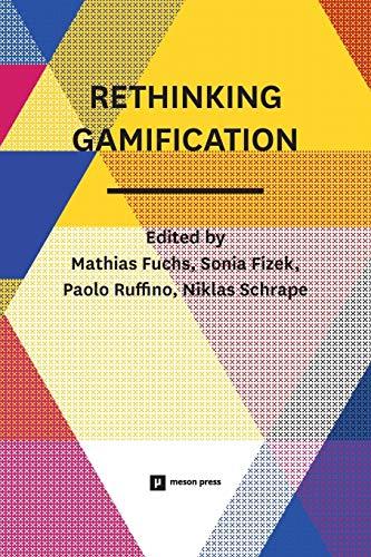 9783957960009: Rethinking Gamification