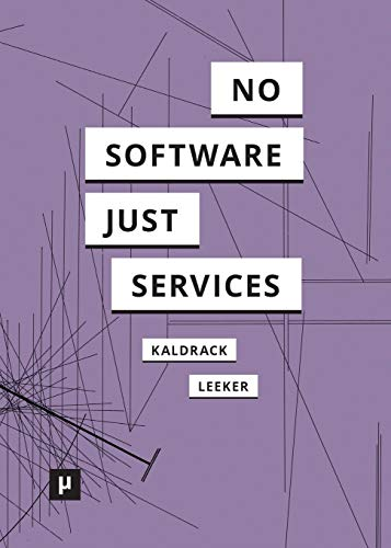 9783957960559: There is no Software, there are just Services