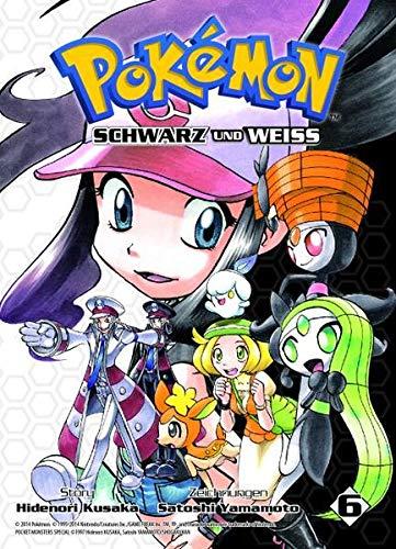 Pokémon Schwarz und Weiß: Bd. 6: Kusaka, Hidenori; Yamamoto, Satoshi