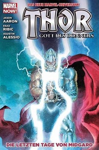 9783957981493: Thor - Gott des Donners: Bd. 4: Die letzten Tage von Midgard
