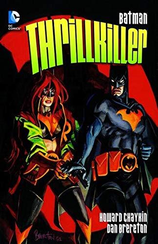 9783957981738: Batman: Thrillkiller