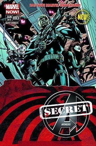 9783957981851: Secret Avengers 03: Wie man Fl�gel stutzt