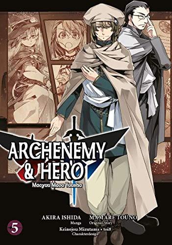 9783957982674: Archenemy & Hero - Maoyuu Maou Yuusha 05