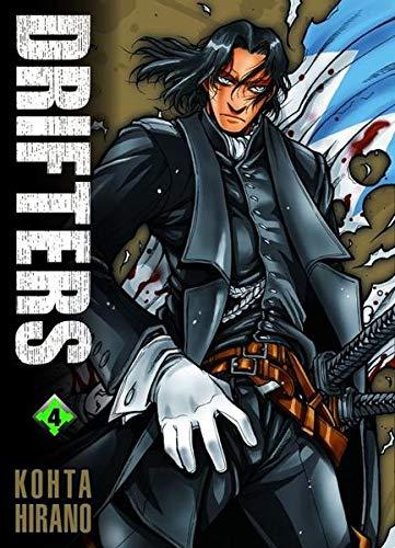 Drifters 04: Hirano, Kotha