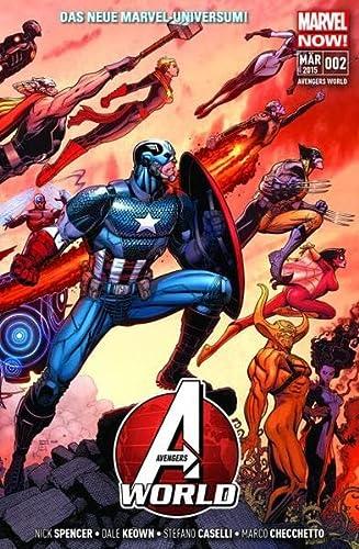 9783957983299: Avengers World Band 2 - Der Aufstieg