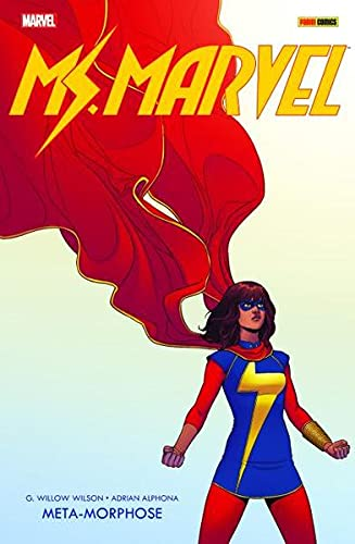 9783957983381: Ms. Marvel 01