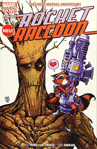 9783957984326: Rocket Raccoon Bd. 2