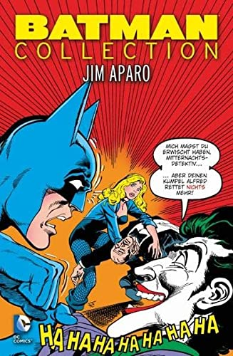 9783957984623: Batman-Collection: Jim Aparo 04