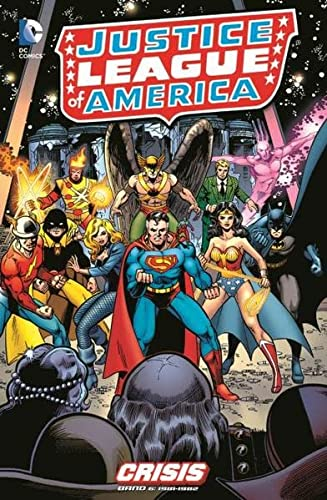 9783957984937: Justice League of America: Crisis 06
